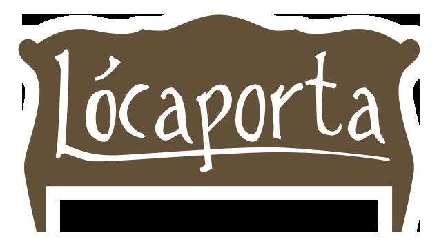 locaporta logo arny - Felújított Míves Bútorok