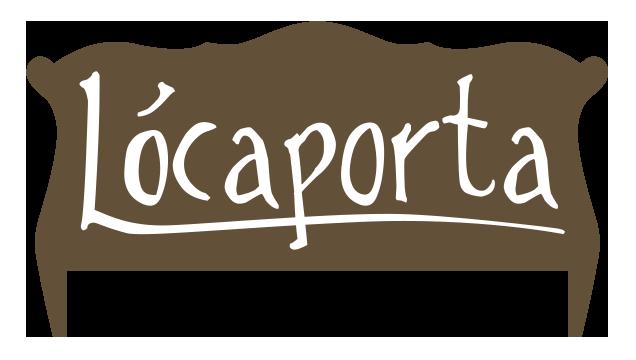 locaporta logo - Felújított Míves Bútorok