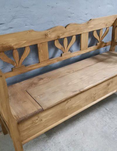 karoslada uj 140 sasleveles mivesbutor 3 - Felújított Míves Bútorok