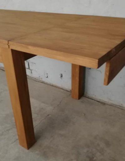 etkezo kihuzhatos asztal mivesbutor 10 - Felújított Míves Bútorok