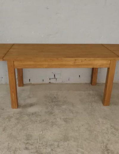 etkezo kihuzhatos asztal mivesbutor 2 1 - Felújított Míves Bútorok