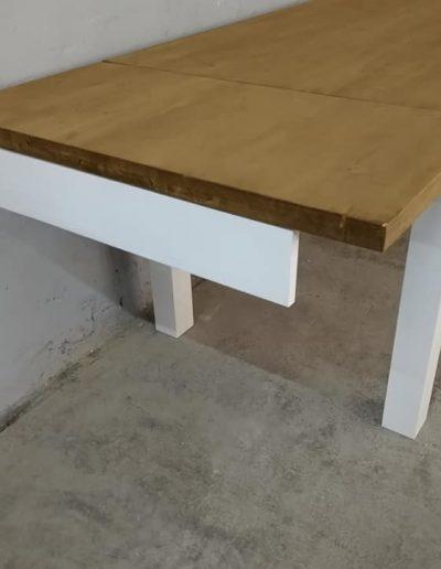 etkezo kihuzhatos asztal mivesbutor 6 - Felújított Míves Bútorok