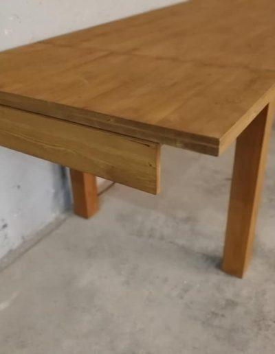 etkezo kihuzhatos asztal mivesbutor 9 - Felújított Míves Bútorok