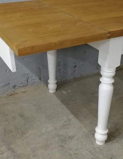 etkezo kihuzhatos esztergalt asztal mivesbutor 4 - Felújított Míves Bútorok