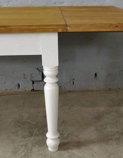etkezo kihuzhatos esztergalt asztal mivesbutor 5 - Felújított Míves Bútorok