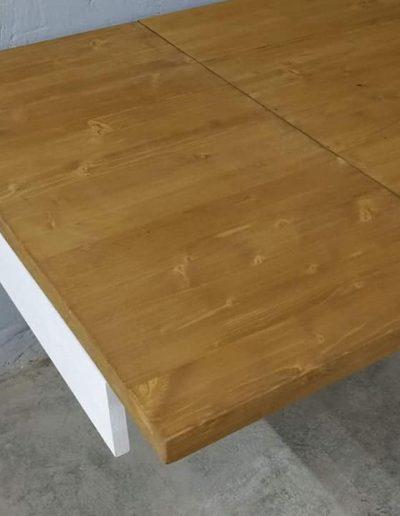 etkezo kihuzhatos esztergalt asztal mivesbutor 7 - Felújított Míves Bútorok