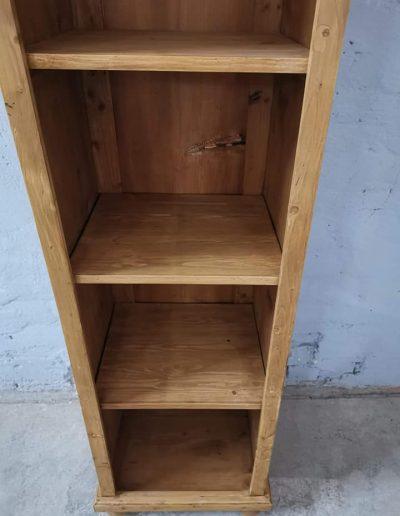 könyves szekreny 50cm 5 - Felújított Míves Bútorok