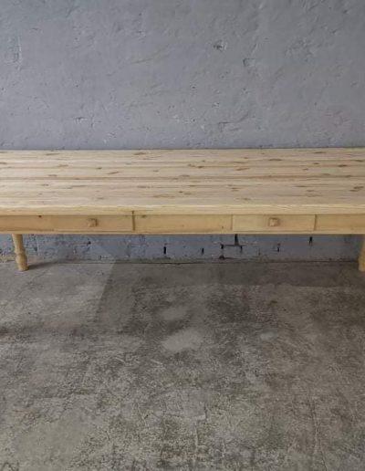 250 asztal festetlen akcios mivesbutor4 - Felújított Míves Bútorok