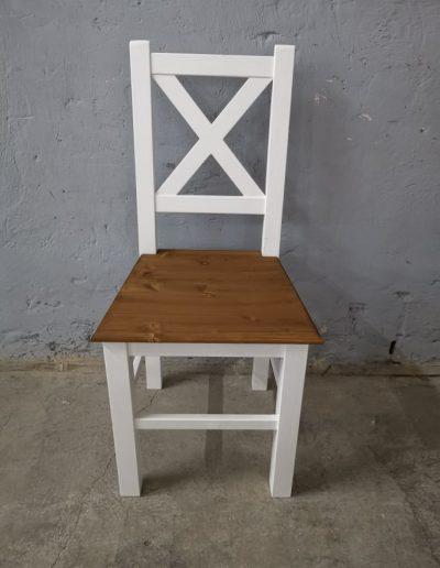x feher szek mivesbutor1 - Felújított Míves Bútorok
