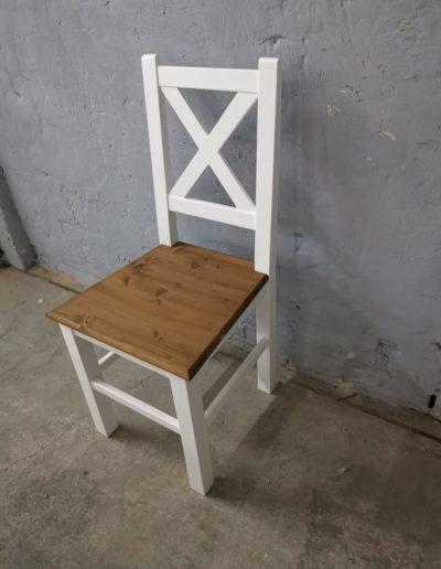 x feher szek mivesbutor3 - Felújított Míves Bútorok