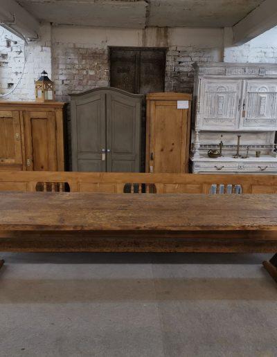 350 gerenda asztal mivesbutor 1 - Felújított Míves Bútorok