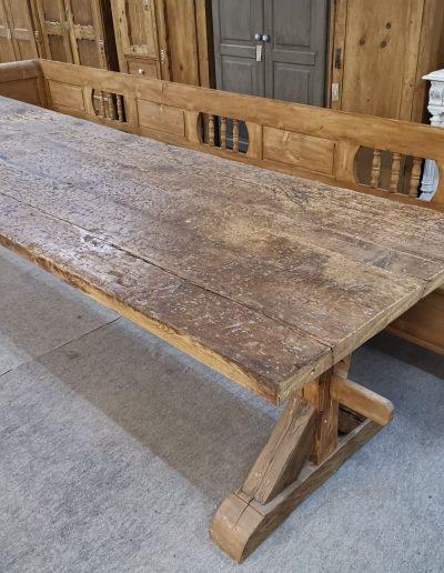 350 gerenda asztal mivesbutor 2 - Felújított Míves Bútorok