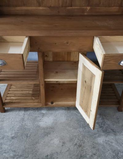 uj alul nyitott mivesbutor 5 - Felújított Míves Bútorok